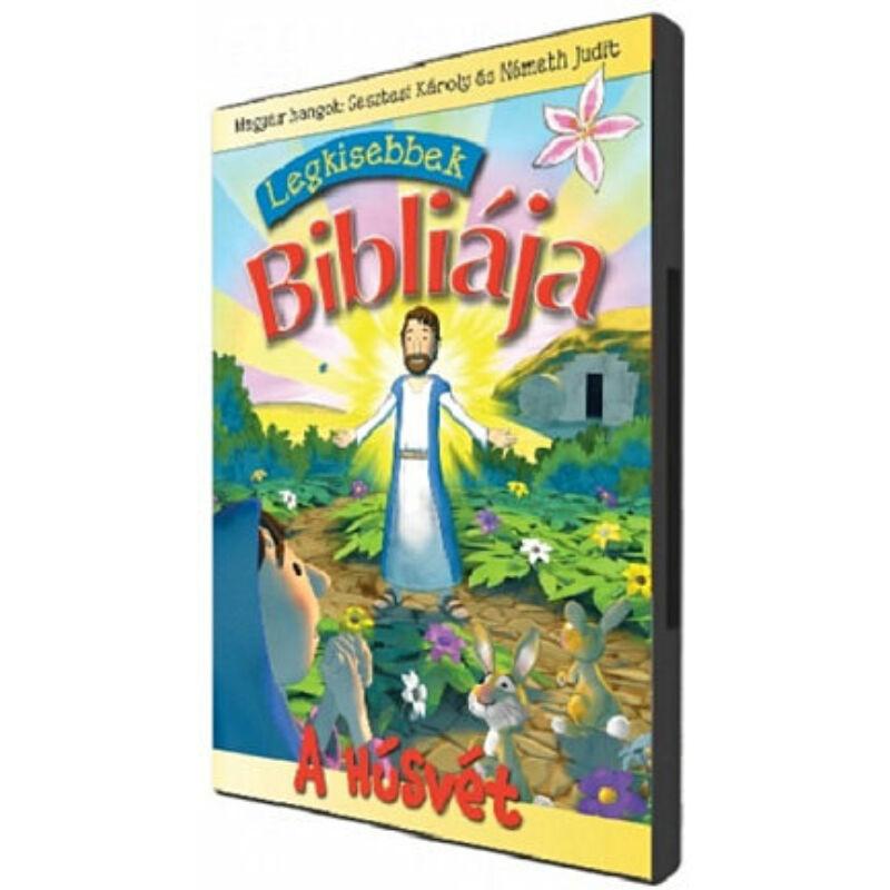 Legkisebbek Bibliája - A Húsvét - DVD