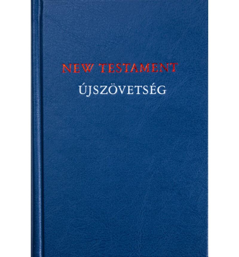 Újszövetség - angol / magyar