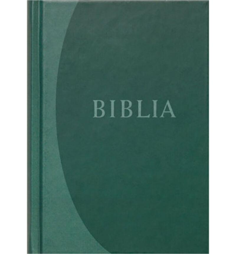 Biblia - RÚF (kicsi) - zöld