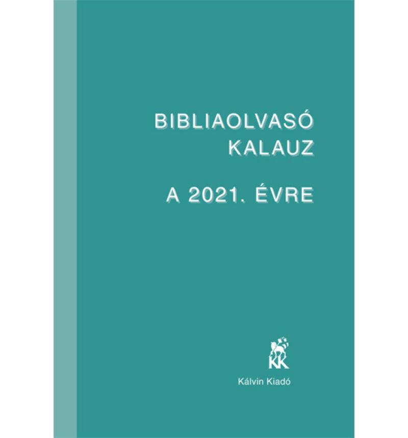 Bibliaolvasó Kalauz - 2021