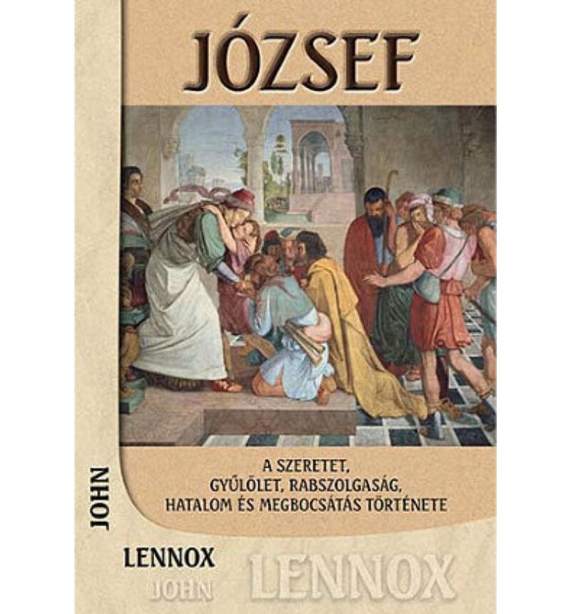 J.C. Lennox -  József - A szeretet, gyűlölet...