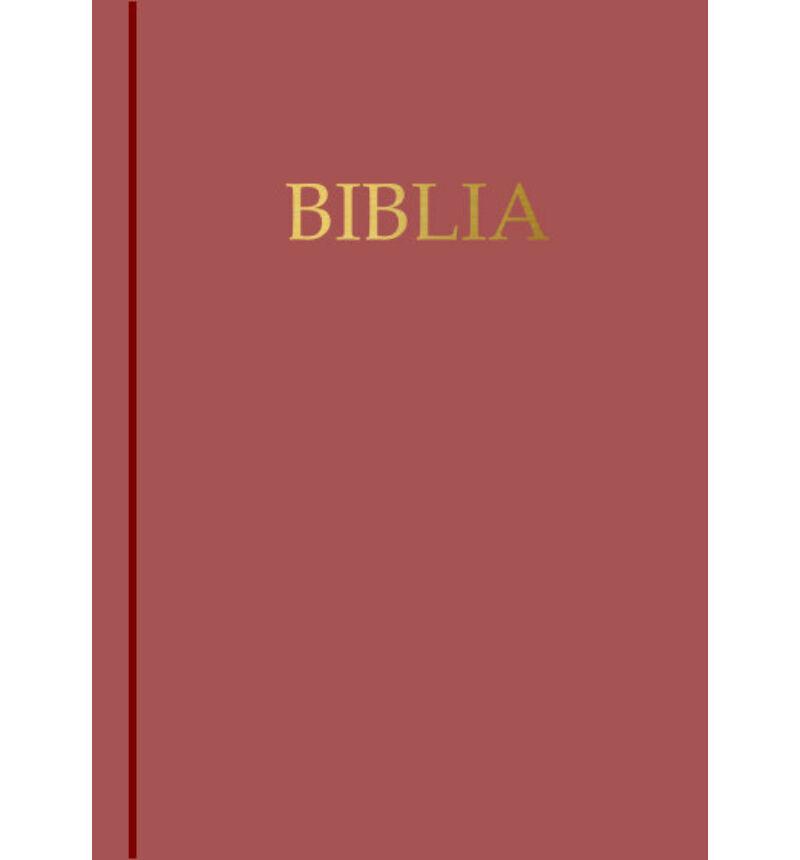 Biblia - EFO - kemény borítás (bordó)