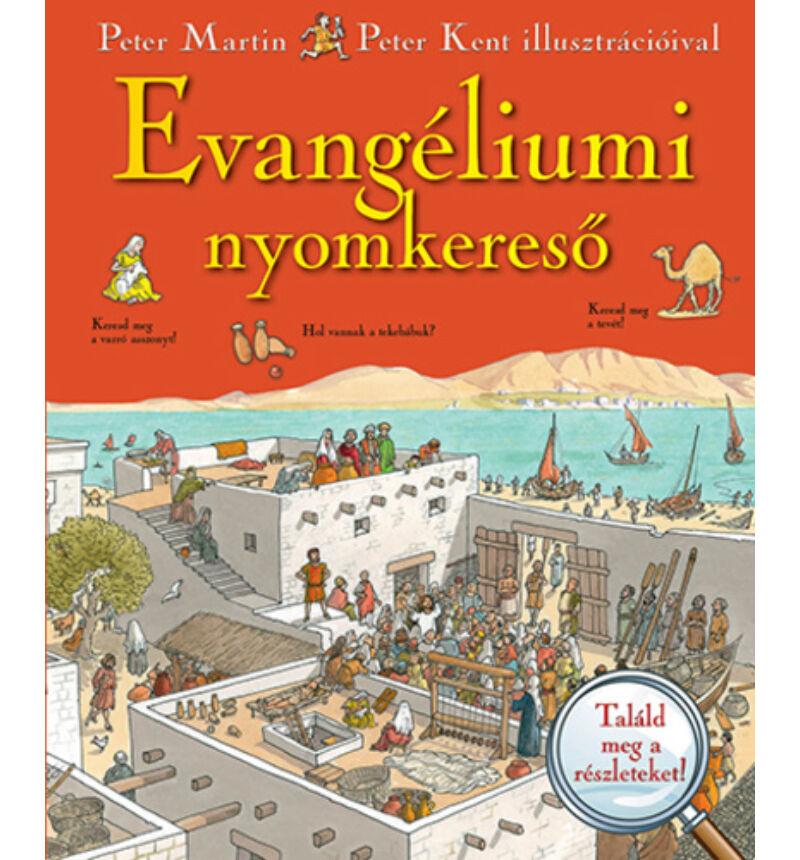 Peter Martin - Evangéliumi nyomkereső