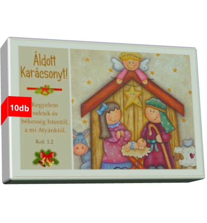 Kari. ajándékkísérő - 04 (10db)