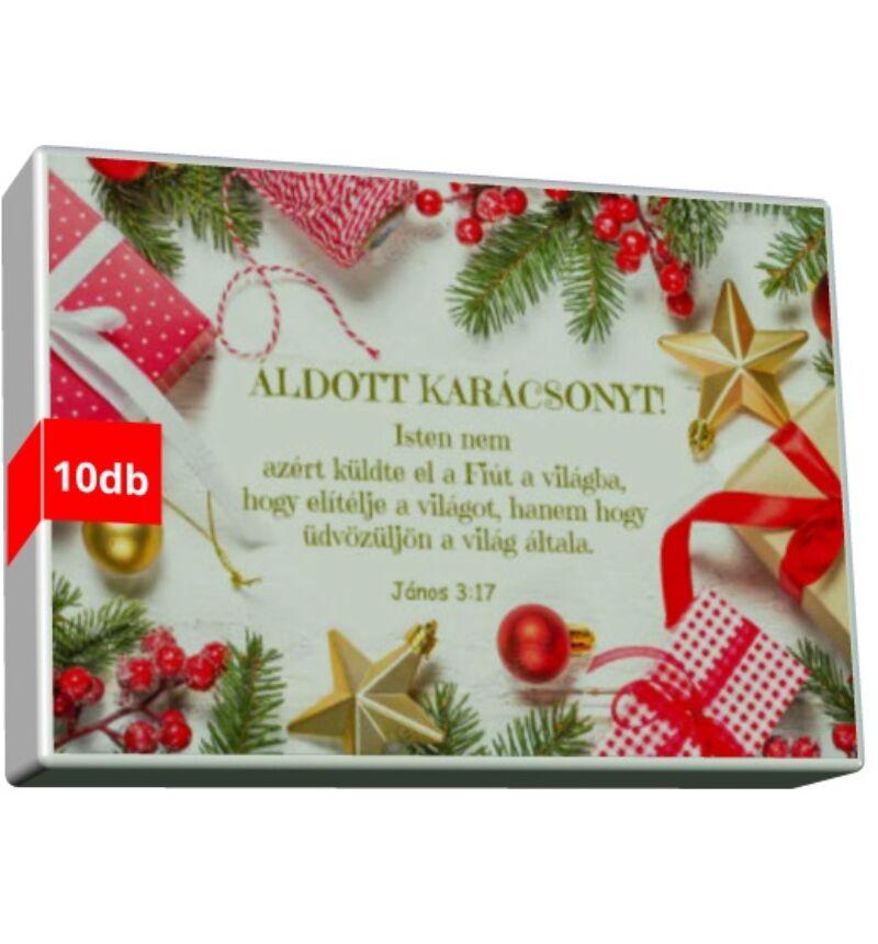 Kari. ajándékkísérő - 05 (10db)