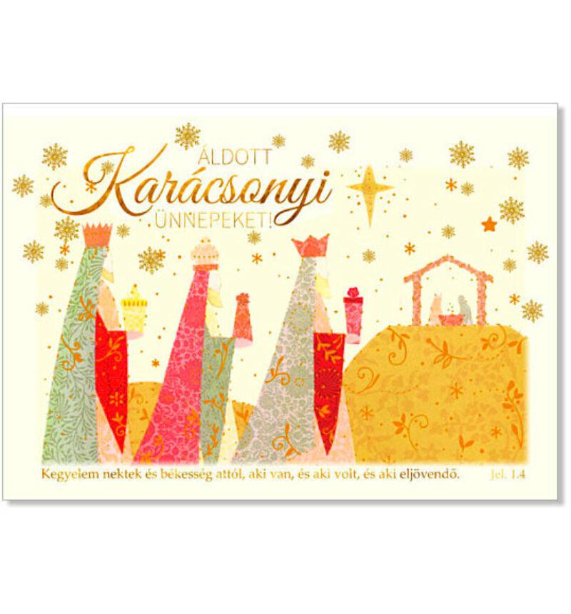 Kari - képeslap - nyílt 13 (10db)