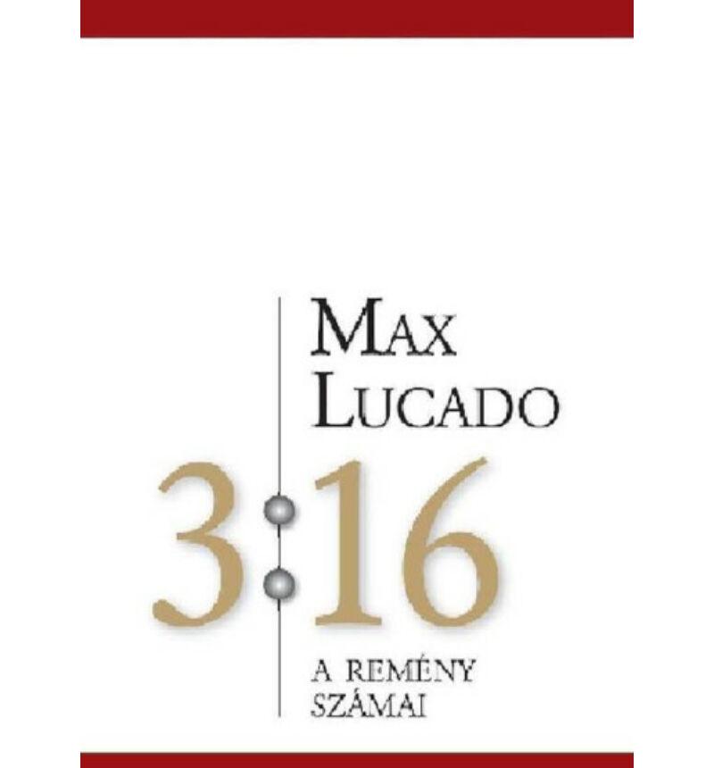 M. Lucado - 3:16