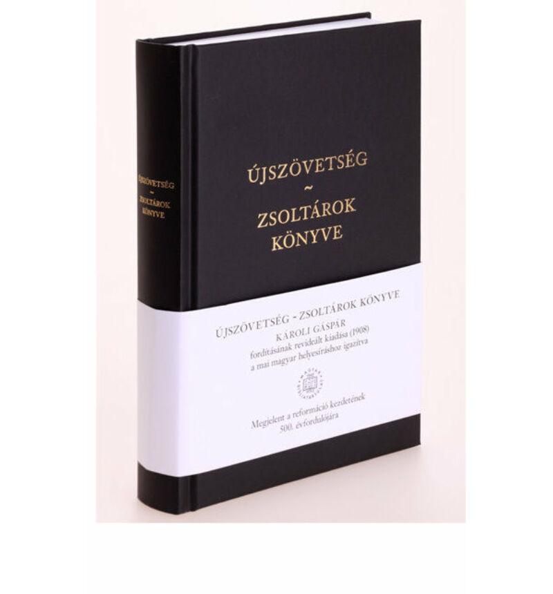 Újszövetség és Zsoltárok könyve / 500. évfordulóra