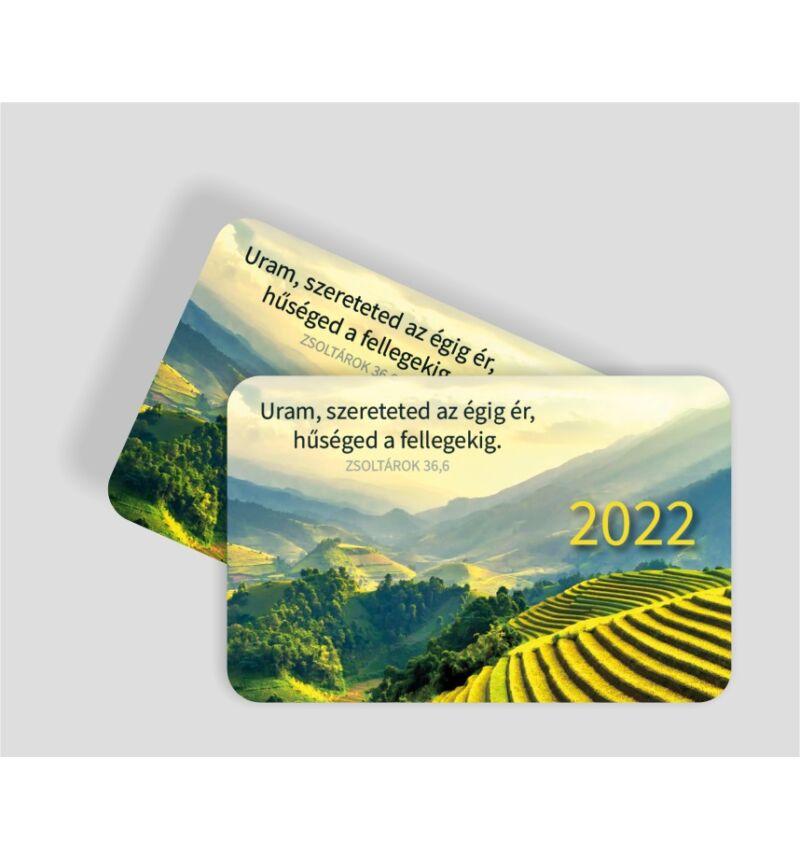 Kártyanaptár csomag (10db) 03