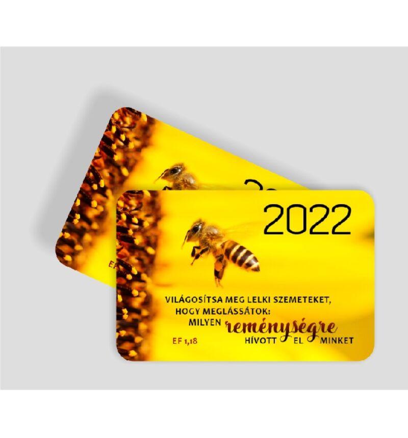 Kártyanaptár csomag (10db) 05