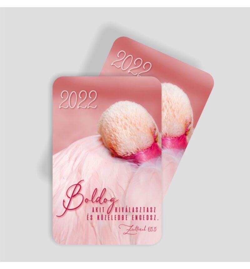 Kártyanaptár csomag (10db) 12
