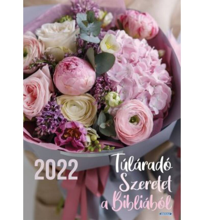 Falinaptár - 2022 (K) nagy - Szeretet
