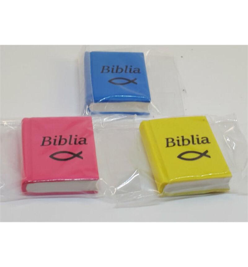 Radír - Biblia (könyv) 1db