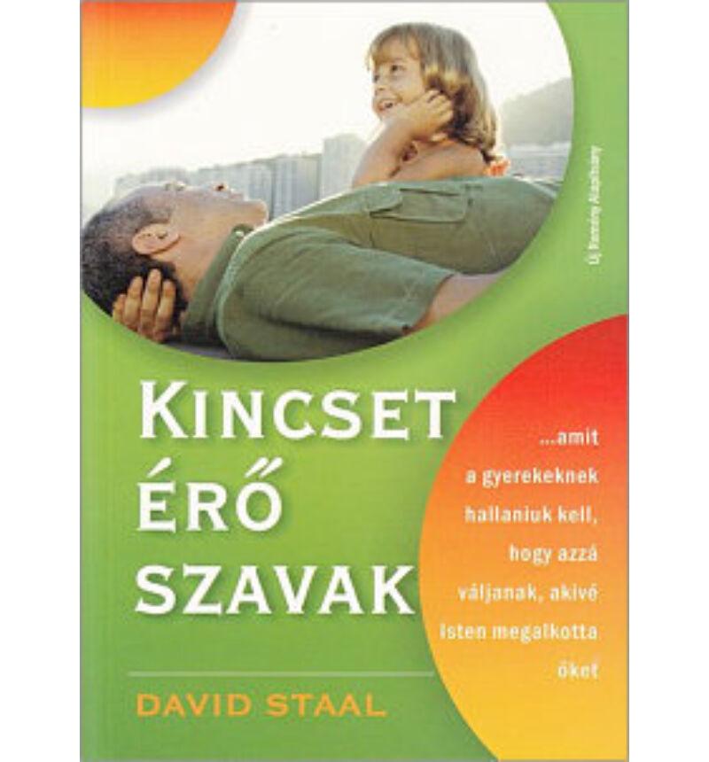 David Staal - Kincset érő szavak