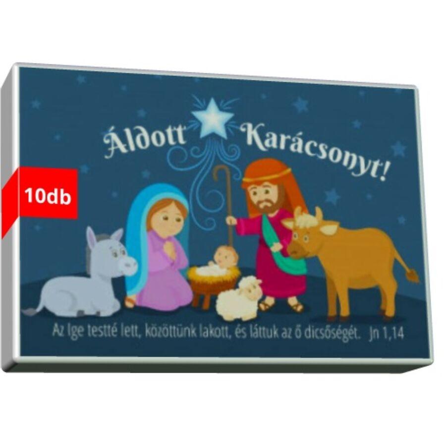 Kari. ajándékkísérő - 08 (10db)