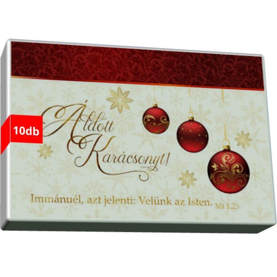 Kari. ajándékkísérő - 02 (10db)