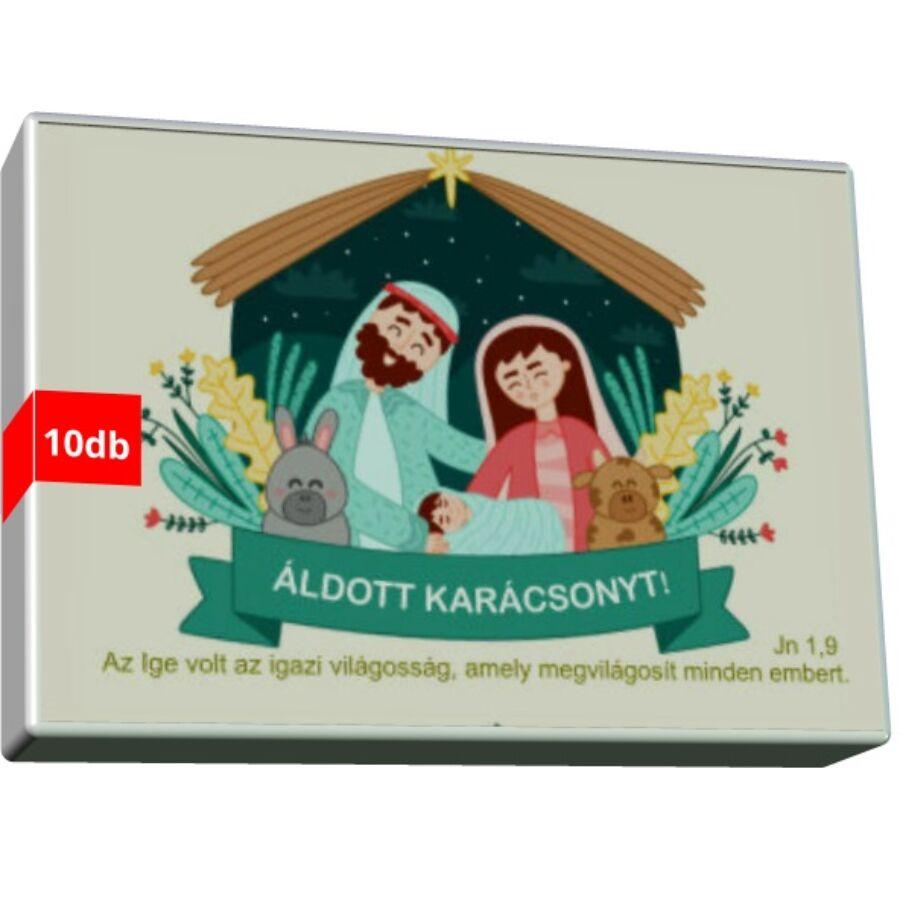 Kari. ajándékkísérő - 03 (10db)