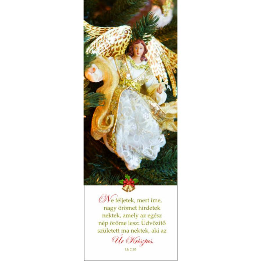 Karácsonyi Könyvjelző - 08 (10db)