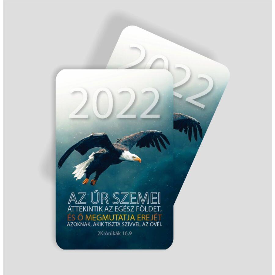 Kártyanaptár csomag (10db) 02