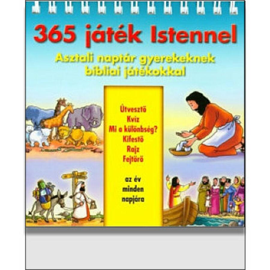 365 játék Istennel / asztali naptár